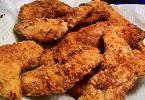 diétás csirkenuggets