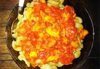 diétás lecsós csirke recept