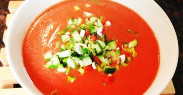gazpacho leves