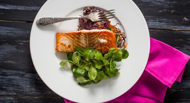 Lazac recept fitt és diétás
