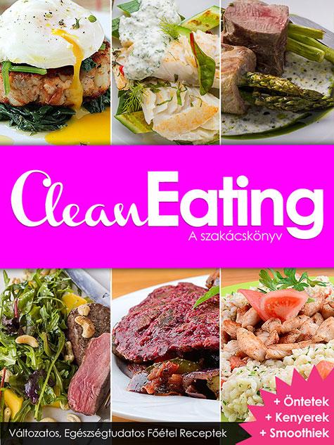 Clean Eating diétás szakácskönyv e-book