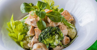 diétás csirkemell és brokkoli recept