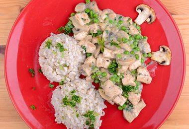 diétás csirkeragu recept
