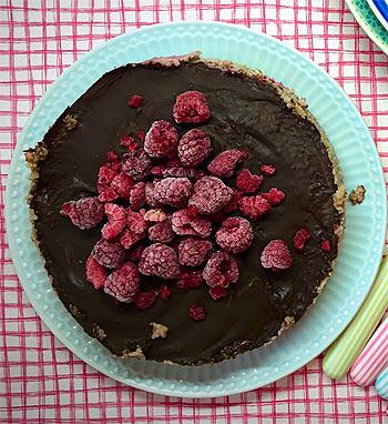 vegan torta
