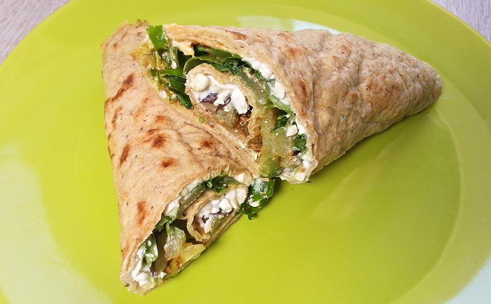 diétás tortilla recept zabliszttel és útifűmaghéjjal