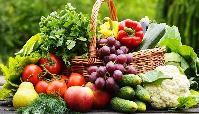 Ekkor vannak az egyes zöldségek és gyümölcsök szezonja