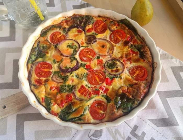 olaszos diétás tojásétel