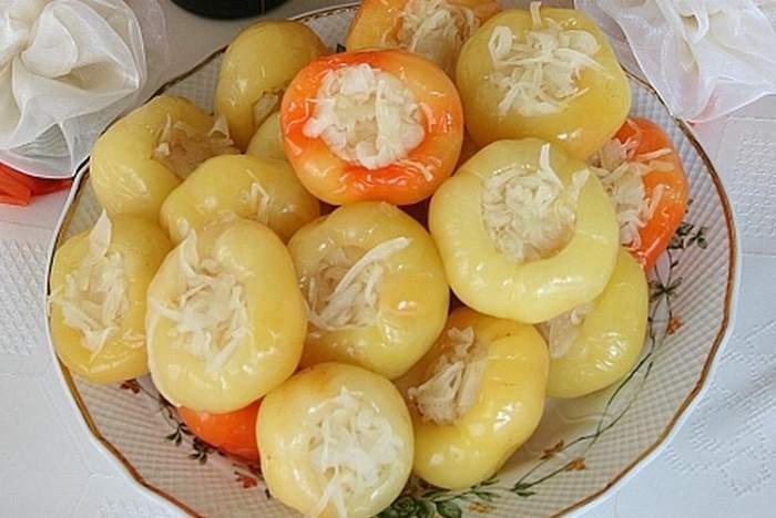 savanyú almapaprika