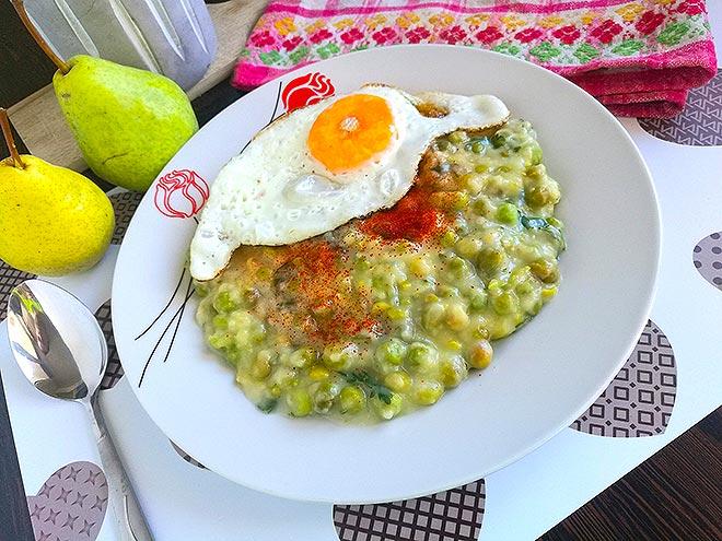 Egészséges főzelék rántás nélkül