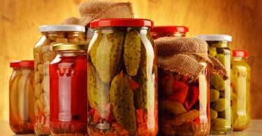 egészséges savanyúságok