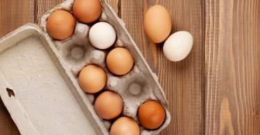 Táplálkozási cikk a tojásról