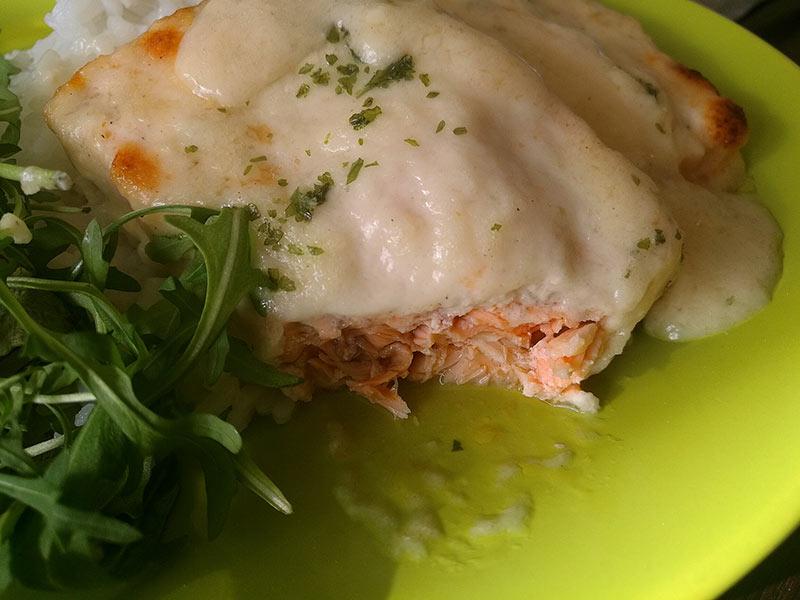 Annyira omlós, annyira finom lazacos receptünk