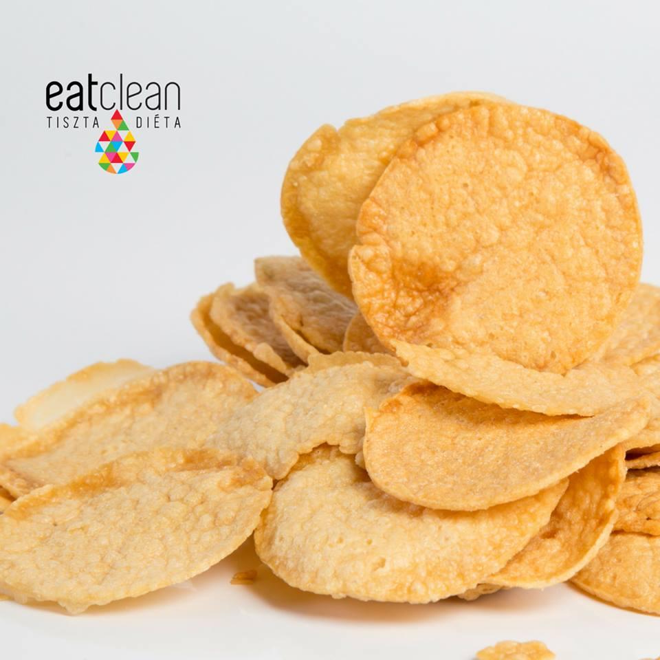 eat clean tiszta diéta chips