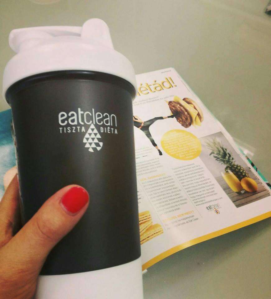 eat clean tiszta diéta protein por