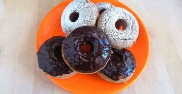 Egészséges gluténmentes fánk recept cukormentesen és diétásan