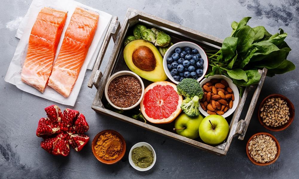Gyulladáscsökkentő diéta ételei