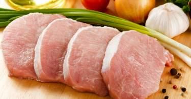 a sertéshús