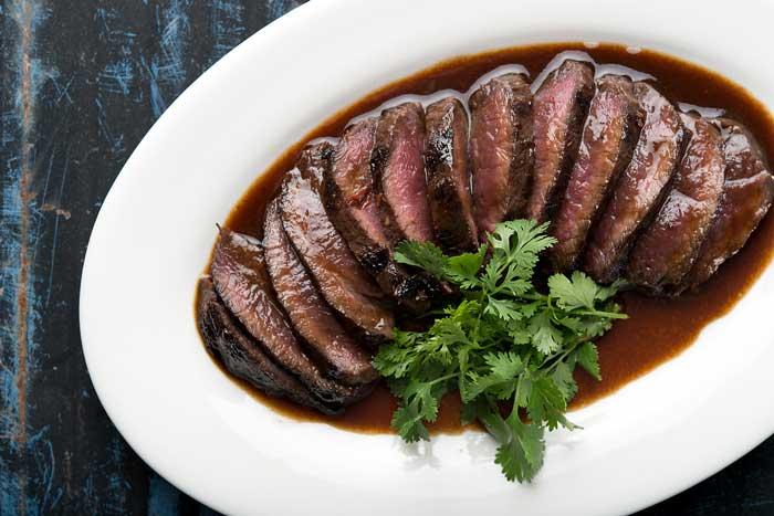 A vadhús Finom és ízletes