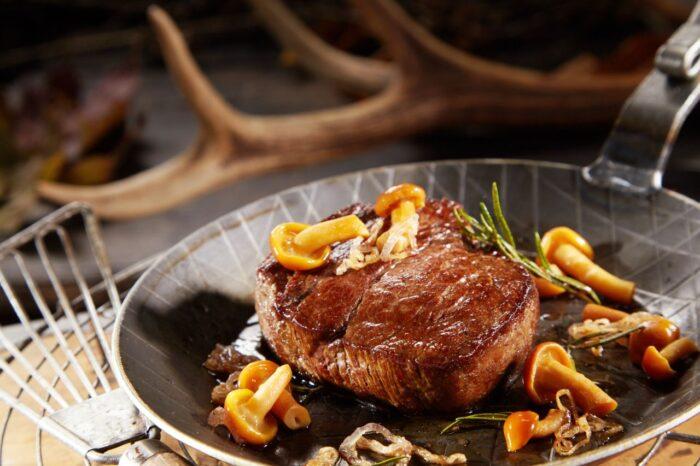 A vadhús-fogyasztás egészséges
