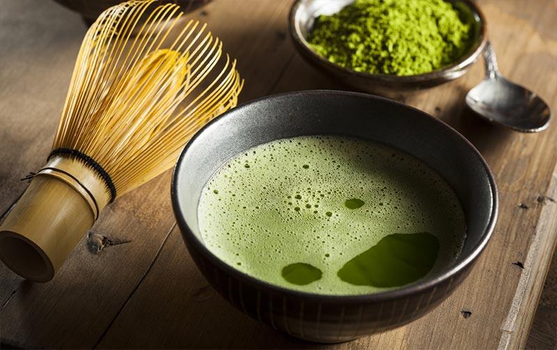 Matcsa tea