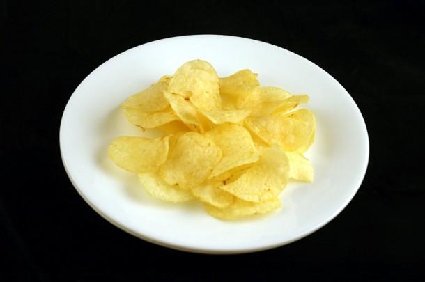 Chips kalóriatartalom