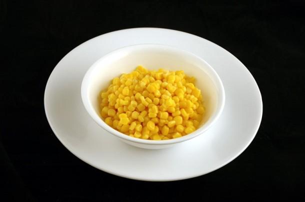 Kukorica kalóriatartalma