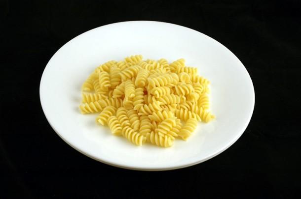 Tészta kalóriatartalom