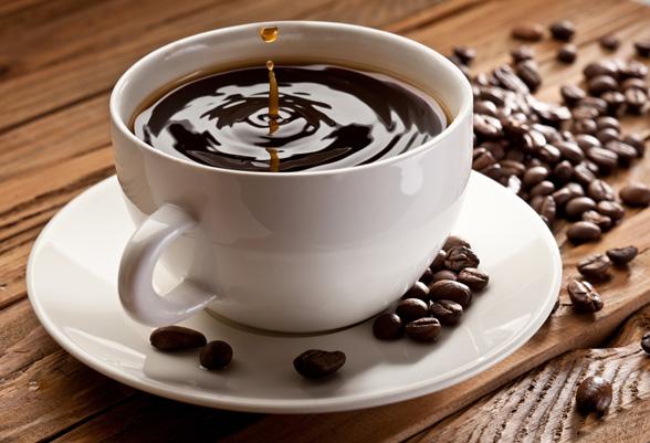 kávé élettani hatása
